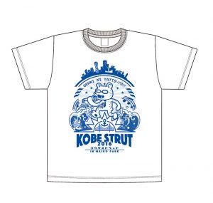 神戸ストラット2016 in 舞子公園 オフィシャルグッズ Tシャツ
