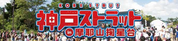 神戸ストラット 1000万ドルの野外フェス 神戸ストラット in 摩耶山掬星台 ~元気にやっとうよ~